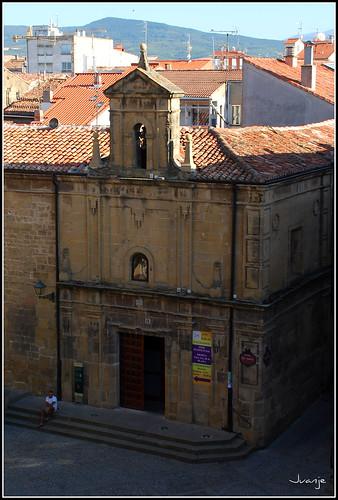 Ermita de Ntra. Sra. de la Plaza (Santo Domingo de la Calzada, La Rioja, España, 28-7-2009)