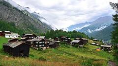 Wooden Houses of Lötschental 1