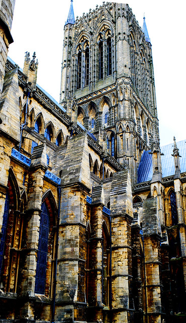 Lincoln Cathedral - exterior-2 2