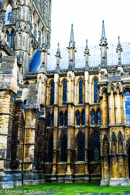 Lincoln Cathedral - Exterior_