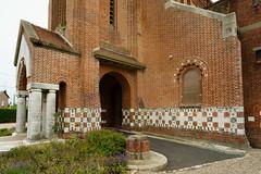 3094 Dieppe : Église du Sacré-Cœur de Janval