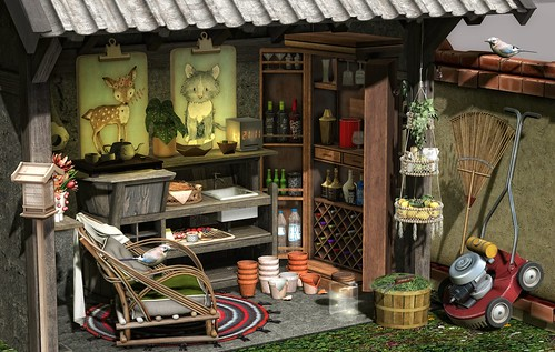 Miniature Worlds - My Fantasy Shed