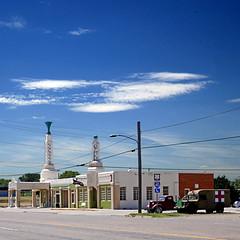 Shamrock, Texas, USA