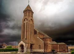 3083 Dieppe : Église du Sacré-Cœur de Janval