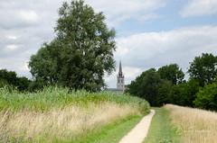 Le clocher - Photo of Neuville-en-Ferrain