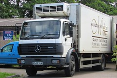 Mercedes-Benz Trucks and Buses