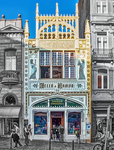 Famous Lello Bookstore