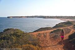 Litoral entre a Praia dos Rebolinhos e a Praia do Martinhal - Portugal 🇵🇹