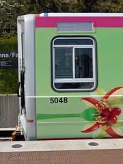 McDonald's wrap on Metro railcars [03]
