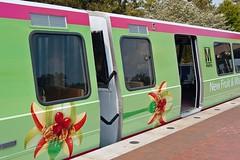 McDonald's wrap on Metro railcars [04]