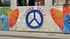 """Increase peace in the community"""