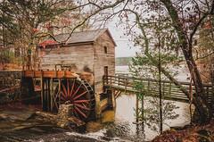 Grist Mill - Stone Mountain Georgia