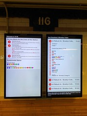 MTA Deploying New Digital Screens Systemwide