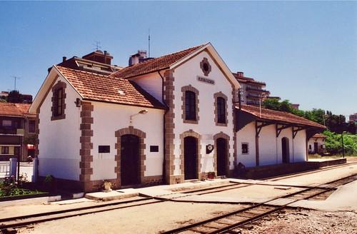Estação de Oliveira de Azeméis, Portugal