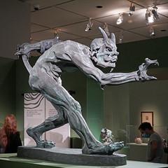 Troll de N. H. Jacobsen  (Musée Bourdelle, Paris)