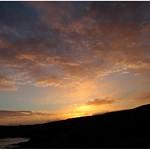 Sunrise Over Spillars Cove