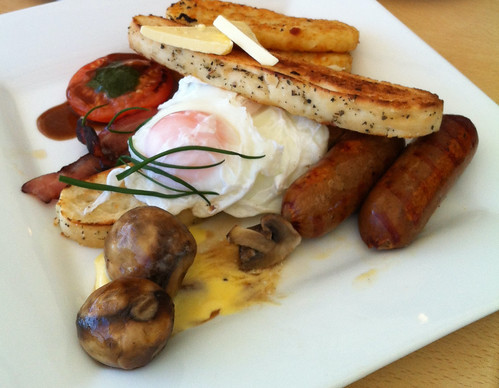 Big Breakfast Scarborough Cafe Christchurch IMG_1322