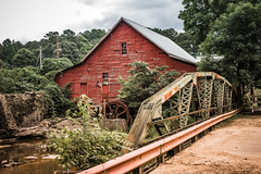 Old Mill - Rex, Georgia