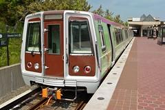 McDonald's wrap on Metro railcars [01]