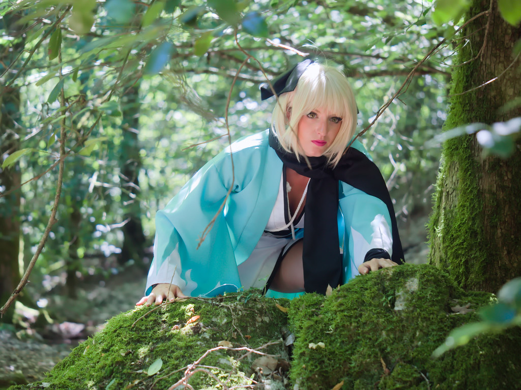 related image - Shooting Saber Okita - Fate - Leeana Strife - Sollies Pont & Montrieux -2020-07-04- P2166354