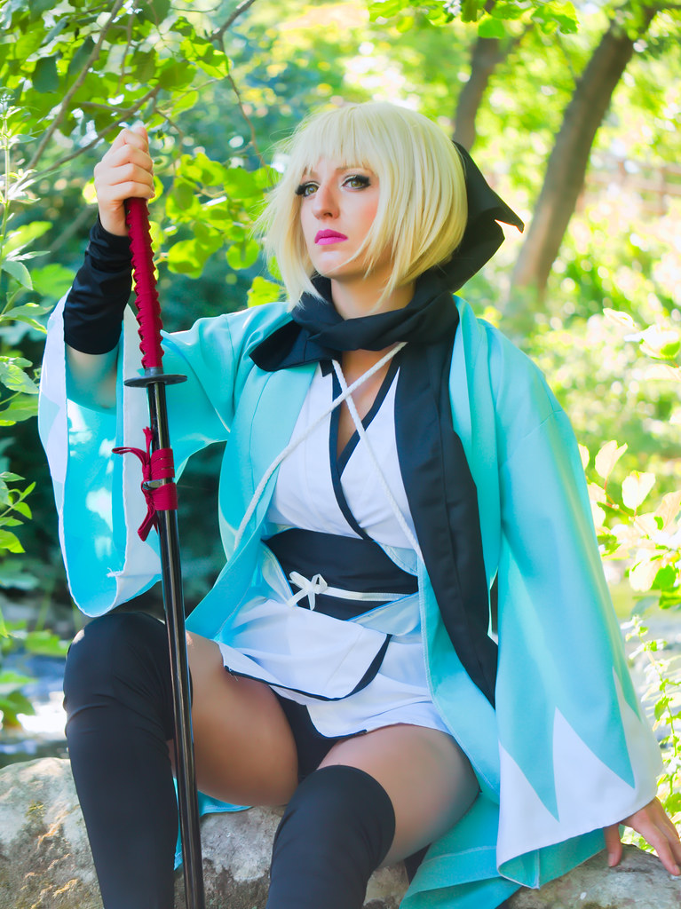 related image - Shooting Saber Okita - Fate - Leeana Strife - Sollies Pont & Montrieux -2020-07-04- P2166060