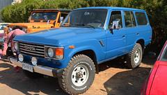 Toyota Land Cruiser J60 1987