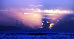 Sunset from Kauai