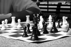 Chess match in Dupont Circle [02]