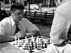 Chess match in Dupont Circle [03]