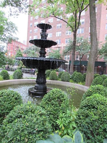 Jackson Square Fountain