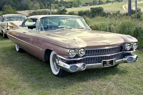 1959 Cadillac De Ville Coupe