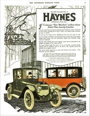 1918 Haynes Coupe & Sedan
