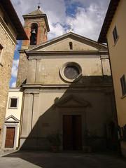 Castiglion Fibocchi - Chiesa dei Santi Pietro e Ilario