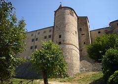 Anghiari - city walls
