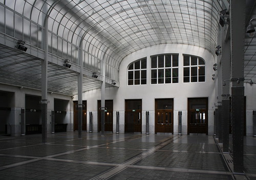 Cashiers' Hall