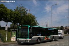 Mercedes-Benz Citaro – RATP (Régie Autonome des Transports Parisiens) / Île de France Mobilités n°6739