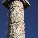 Rome: Colonna di Marco Aurelio of 193 AD - https://www.flickr.com/people/133320179@N02/