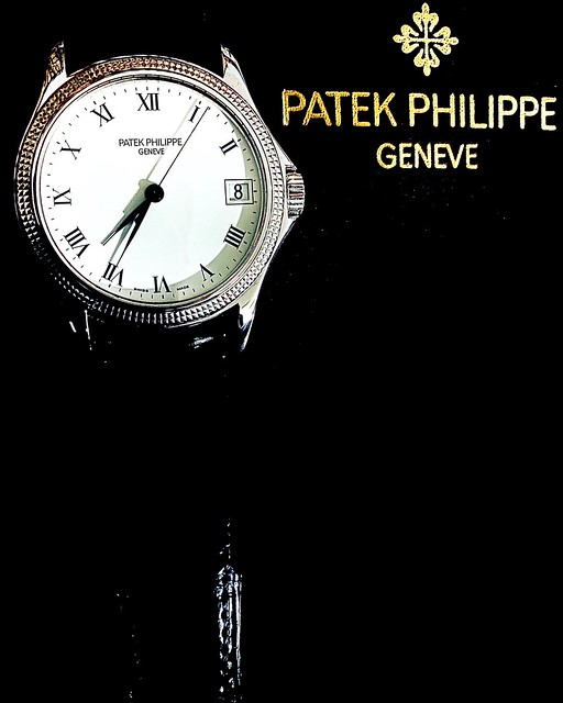 Let's take it up a notch #PatekPhilippe #03July2020 #YearToRemember