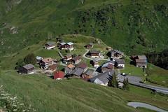 Tschamut GR Oberalp Pass