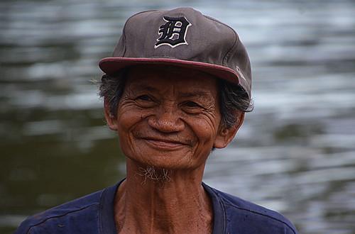 pécheur sur l'ile de Busuanga Philippines /Fisherman