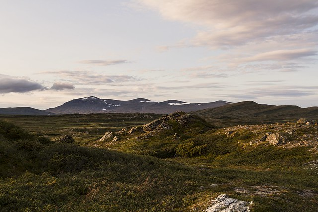 Remote landscape