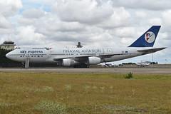 Boeing 747-283B(F) 'SX-FIN'