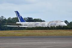 Boeing 747-228BM 'EC-JFR' - Photo of Villers-les-Ormes
