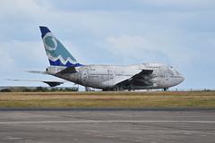 Boeing 747SP-44 'F-GTOM'