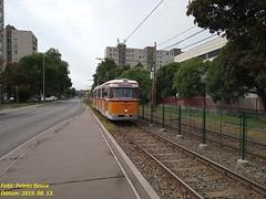 FVV CsM-4 1233 (ex-492) Bengáli Budapest, Fonyód utca, 2019. 08. 13. (1)