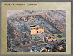 1999.10 EGYPTE - LUXOR - Temple de Medinet Habou