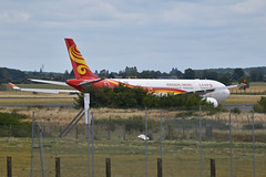 Airbus A330-343X 'F-WWCY / 1865' - Photo of Villers-les-Ormes