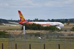 Airbus A330-343X 'F-WWCY / 1865'