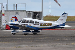 Piper PA28-181 Archer 'N30385' - Photo of Villers-les-Ormes