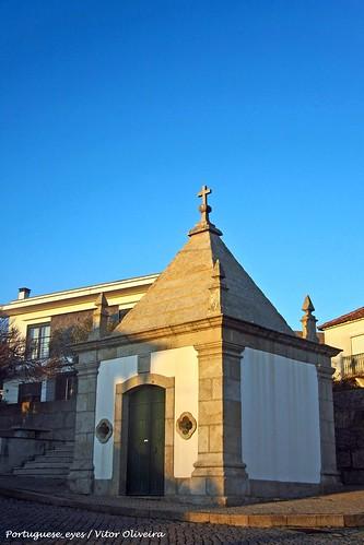 Capela de Santo António - Vila Nova de Paiva - Portugal 🇵🇹